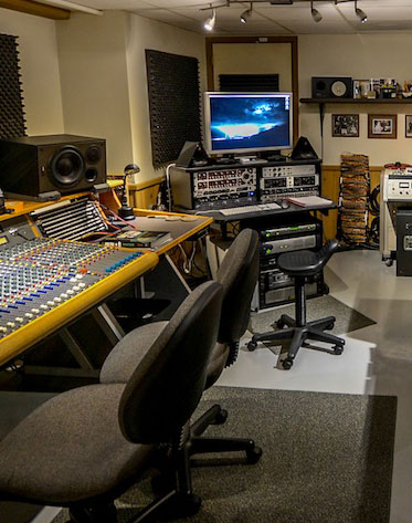 atlanta georgia multi-track recording studio